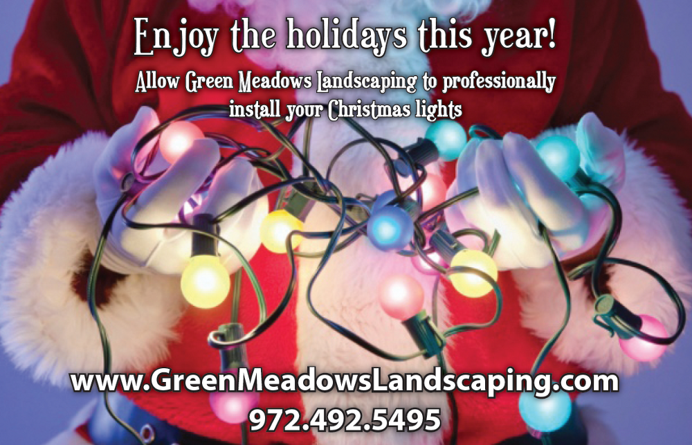Christmas Light Installers | Lewisville, TX